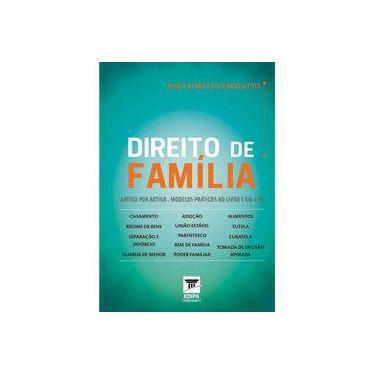Direito de Família - João Roberto Parizatto - 9788582280423