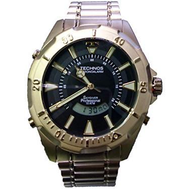 d7ecb533b40 Relógio de Pulso Technos Aço Troca pulseira