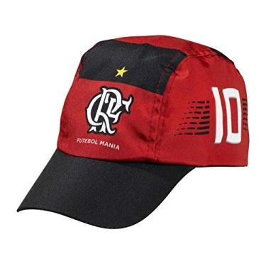 Boné Infantil Torcida Baby Flamengo - Vermelho