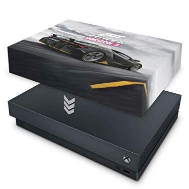 Capa Anti Poeira para Xbox One X - Forza Horizon 3
