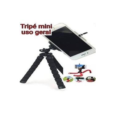 Imagem de Mini Tripé Para Cameras E Filmadoras Com 12cm De Altura - Greika WT020
