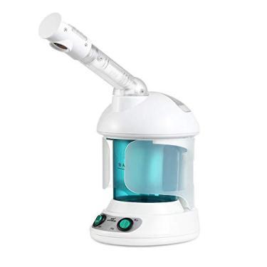 Maquina Spa Facial Vapor de Ozônio Limpeza Profunda da Pele, Mantem umidade, coíbe acne e cravos 220v