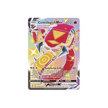 Imagem de Centiskorch-VMAX (SV109/SV122) - Carta Avulsa Pokemon