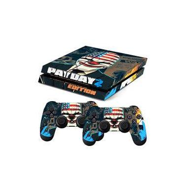 Skin PS4 Fat PayDay 2