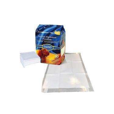 Tapete Higiênico Chalesco Super Premium 60x90 cm com 30 unidades