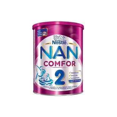 Leite em Pó Nan Comfor 2 800g - Nestlé