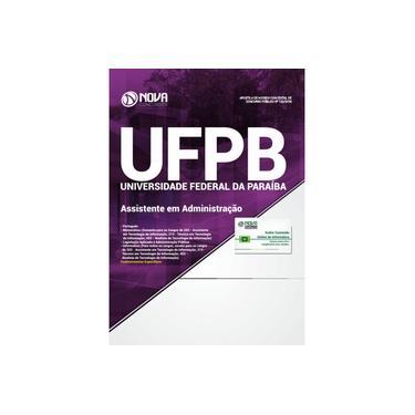 Imagem de Apostila UFPB 2019 Assistente em Administração
