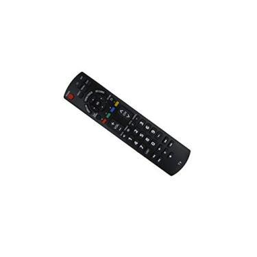 Controle remoto de substituição HCDZ para Panasonic Viera TC-L32X5 TC-L32X51 TC-47LE54 TC-47LE541 TC-55LE54 TC-55LE541 LCD Full HD HDTV TV