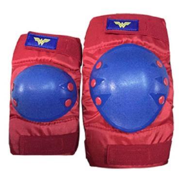 Kit Proteção Mulher Maravilha Bel Sports