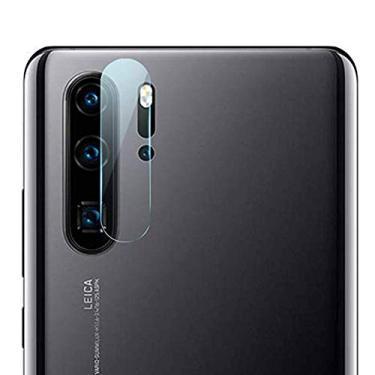 Película Soft-Glass Protetora Adesiva Câmera Lente HUAWEI P30 Pro