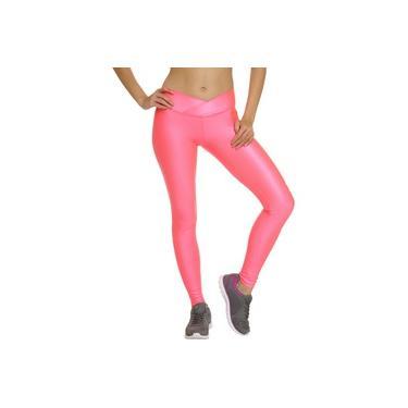 Calça Legging Everlast Metalizada