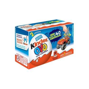 Kinder Ovo 40g T2 Feras