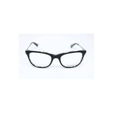 Armação e Óculos de Grau Guess Óculos de Grau   Beleza e Saúde ... 61b8bea7f6