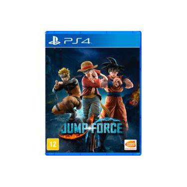 Game Jump Force Ps4
