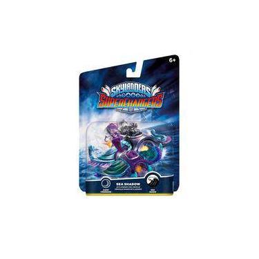Boneco Skylanders Superchargers Sea Shadow Activision