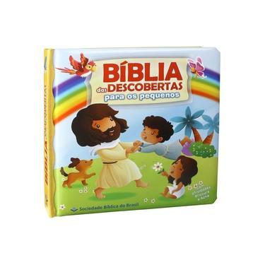 Bíblia das Descobertas Para os Pequenos - Vários Autores - 9788531116070