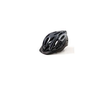 Capacete Para Ciclismo Mtb 2.0 Com Led Cinza/preto G Bi171