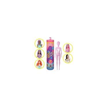 Imagem de Barbie Estilos Surpresa Color Reveal Bichos Mattel