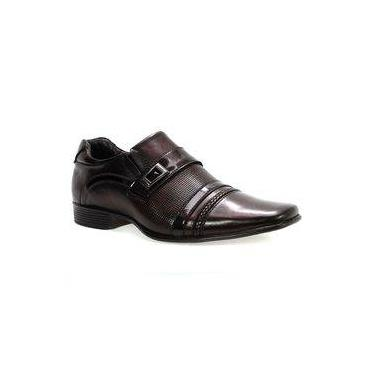 4eac5b09d Sapato Masculino Social Marrom Americanas | Moda e Acessórios ...