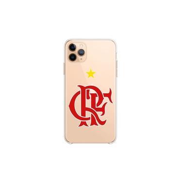 Capa para iPhone 11 Pro Max - Flamengo 3