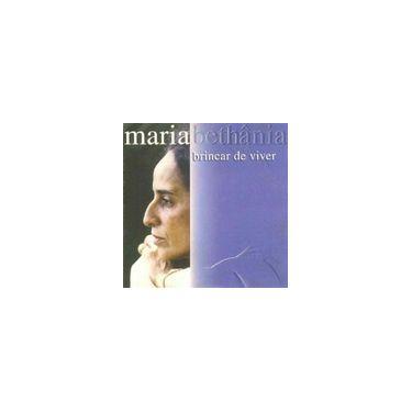 Maria Bethânia ¿Brincar De Viver - CD MPB