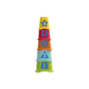 Imagem de Brinquedo Torre Copos Dos Números Smart 2 Play Chicco