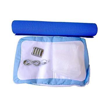 Kit Fitness 4 Em 1 Para Console Nintendo Wii Tapete Bateria