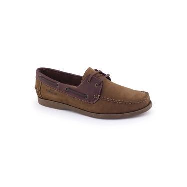 Sapato Mocassim Couro Masculino DeckShoes 04.0 Samello