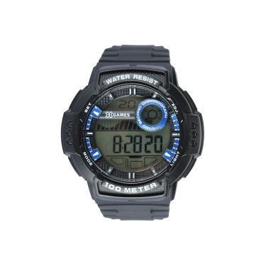 2db8e2c73d9 Relógio Digital X Games XMPPD502 - Masculino - PRETO X-Games