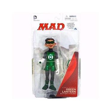 Imagem de Green Lantern ( Lanterna Verde ) - Just-Us League of Stupid Heroes Series 2 - MAD - DC Collectibles