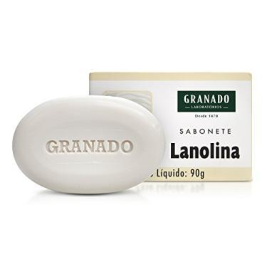 Sabonete de Lanolina, Granado, Bege, 90g