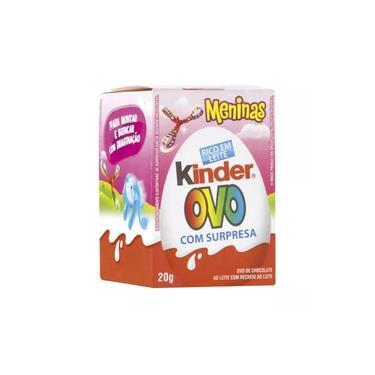 Chocolate Kinder Ovo Meninas 20Gr - Ferrero