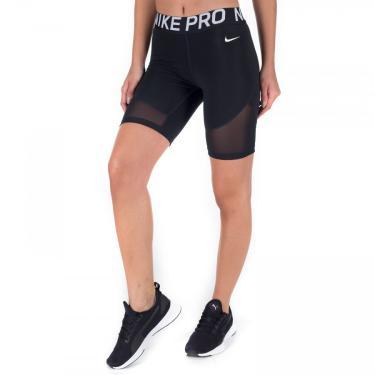 Shorts Nike Pro 8IN - Feminino Nike Feminino