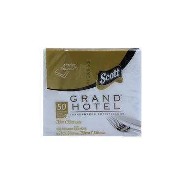Guardanapos Grand Hotel Scott 24x24