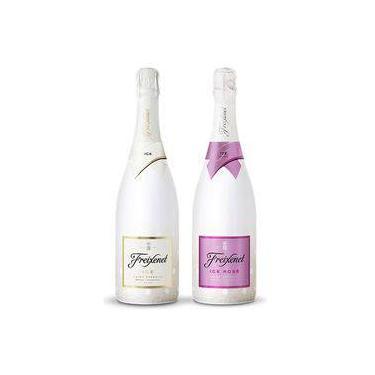 Kit Espumante Freixenet 1 Ice Branco 750ml 1 Ice rose 750ml