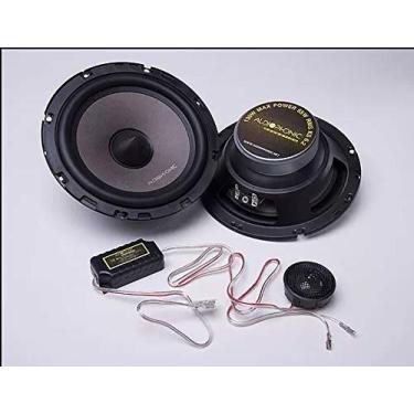 Imagem de Alto Falante 6 Polegadas Kit 2 Vias Audiophonic Sensation Ks 6.2 - 130W Rms