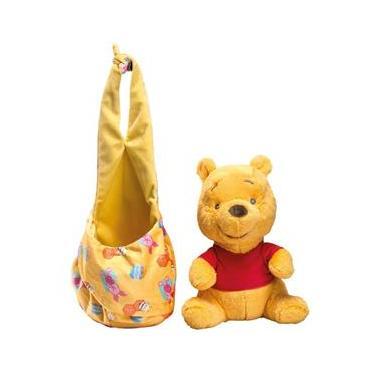 Imagem de Pelúcia Ursinho Pooh Baby - 25 cm - Disney - Fun
