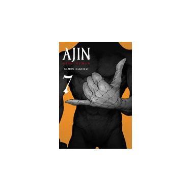 Ajin. Demi-Human - Volume 7 - Gamon Sakurai - 9788542607536