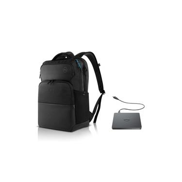 "Imagem de Combo Mochila para Notebook Dell Pro 15,6"" + Gravador de DVD Externo DW316"
