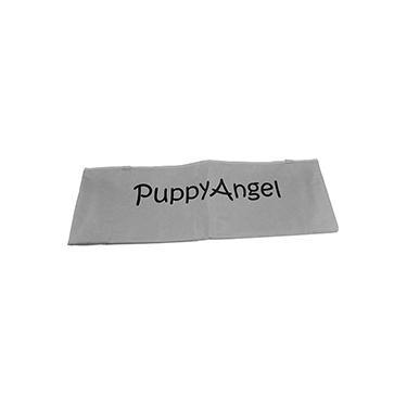 Capa Assento de Carro para Pet Cinza - Puppy Angel