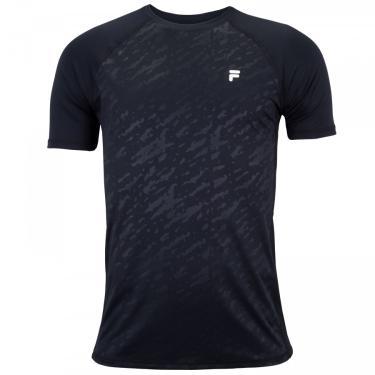 Camiseta Fila Prime Ii Masc Fila Masculino
