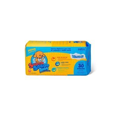 Tapete Higiênico Petix Super Secão Baby - 30 Unidades