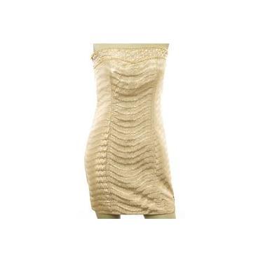 Vestido Haze Dourado