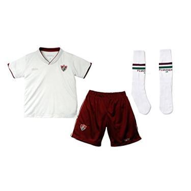 f6d570e1e3 Rêve D or Sport - Conjunto Dry Uniforme Campo Fluminense Menino