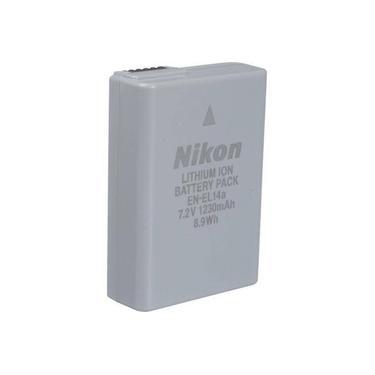 Imagem de Bateria Nikon EN-EL14a para D3100, D3200, D3300, D3400, D5100, D5200, D5300, D5500, D5600