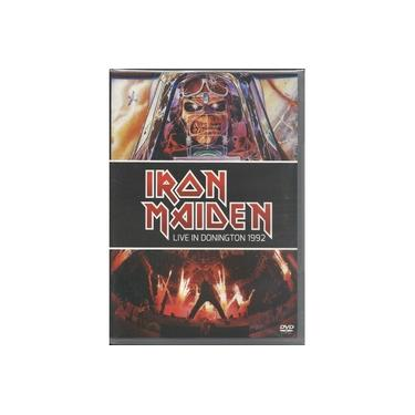 Iron Maiden - Domington Live 1992(dv