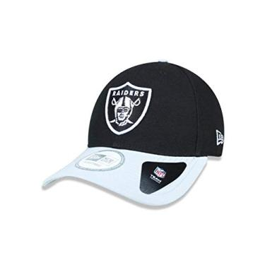 BONÉ NEW ERA 9FORTY HIGH CROWN NFL OAKLAND RAIDERS