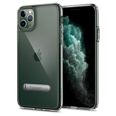 "Capa Spigen Ultra Hybrid S iPhone 11 Pro 5.8"" - 100% Original (Crystal Clear)"
