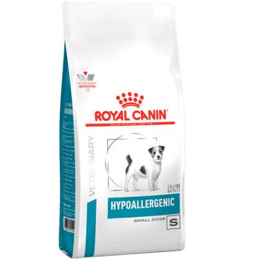 Ração Royal Canin Canine Veterinary Diet Hypoallergenic Small Dog  - 7,5 Kg