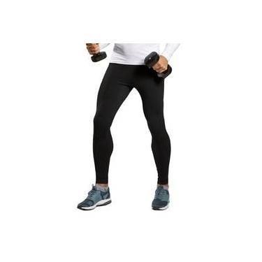 b00008da8 Calça Térmica Masculina Lupo Sem Costura Calça Compressão X Run Emana Lupo  Ref 70601